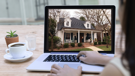 Online Home Viewing